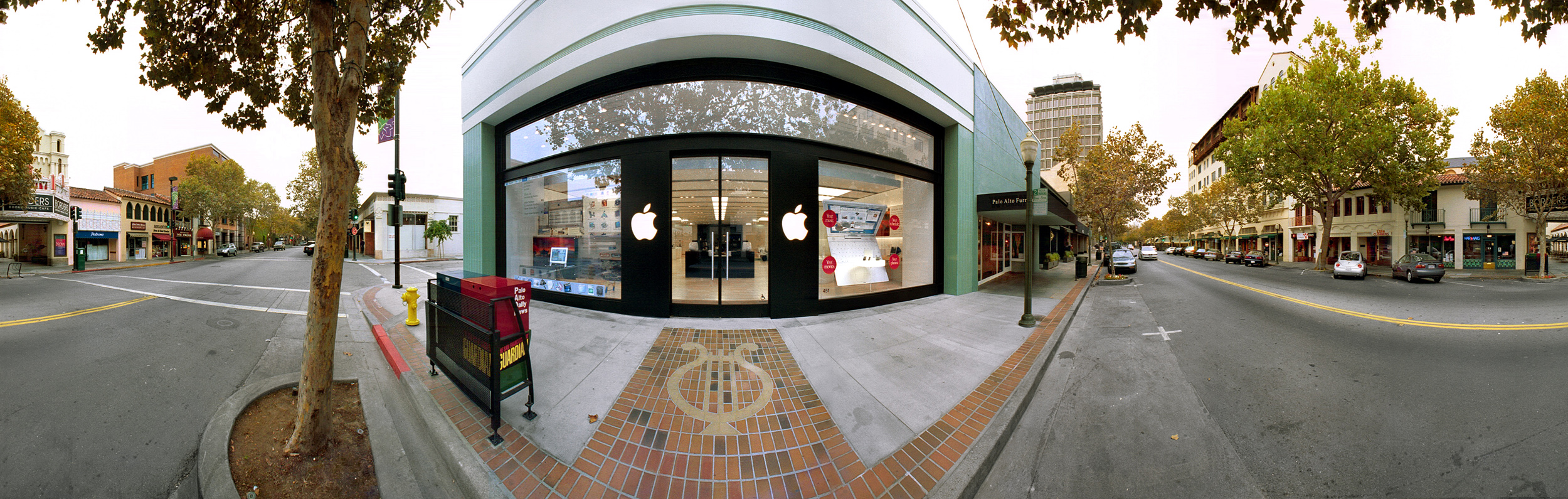 Apple Store, Palo Alto