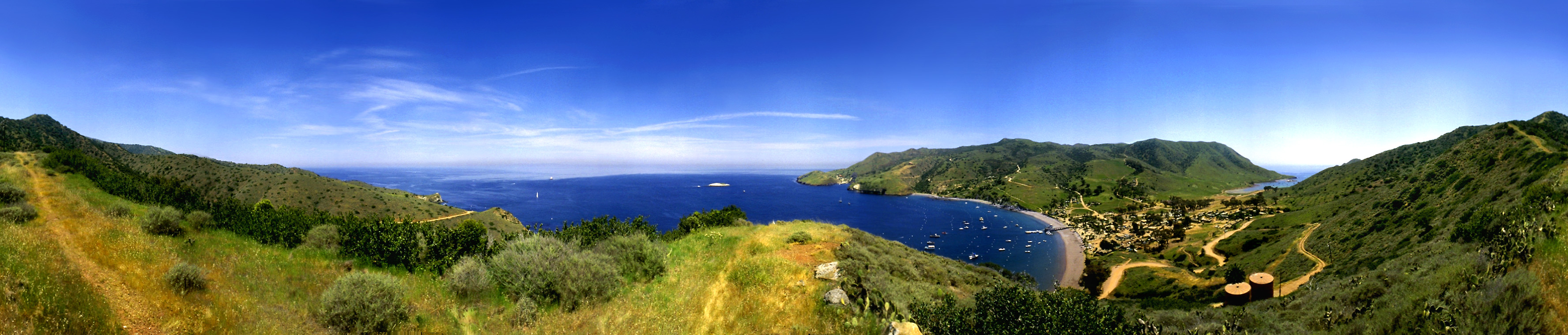 Two Harbors, Catalina Island. Janie Fitzgerald photography.