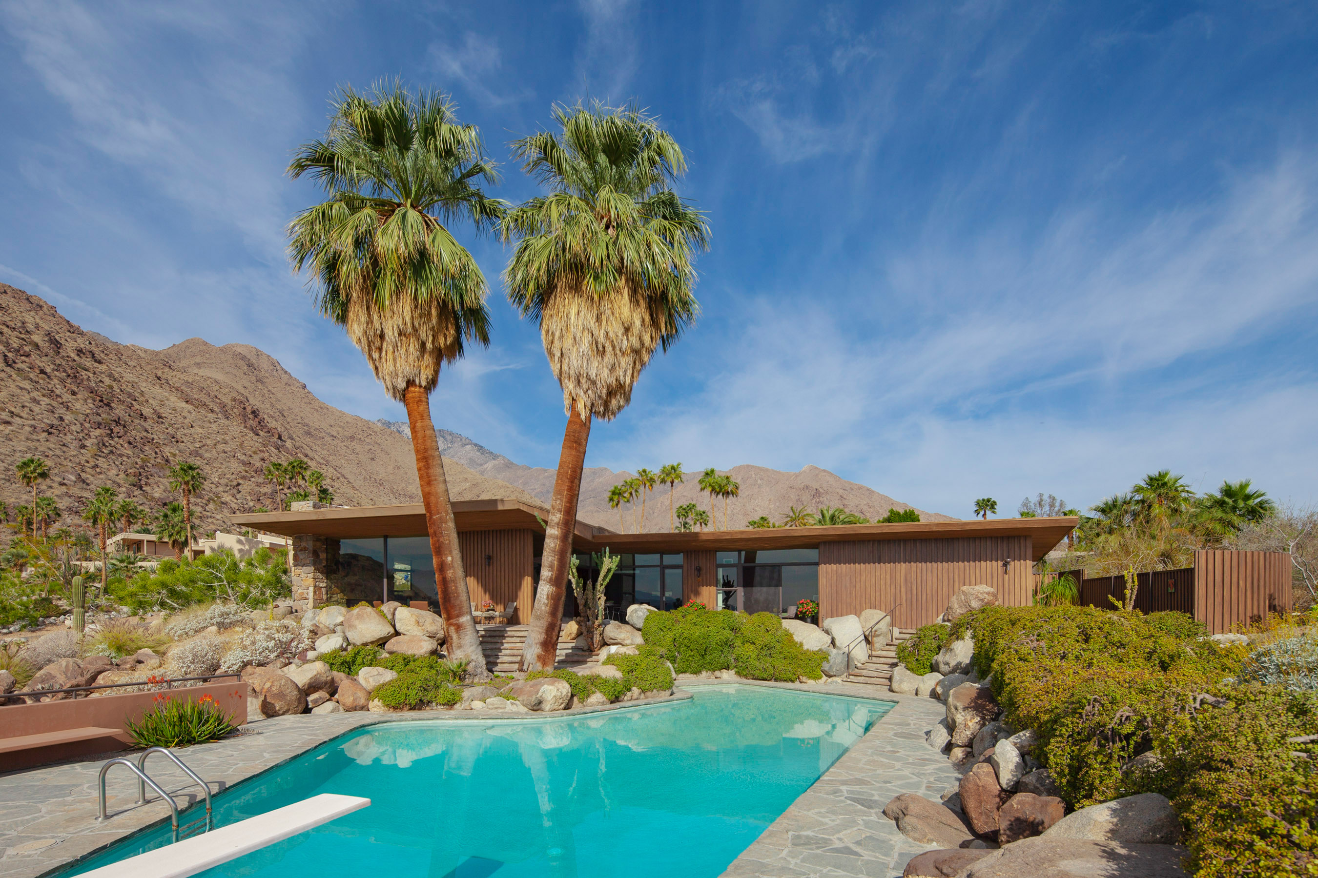 Residential Photography, Palm Springs