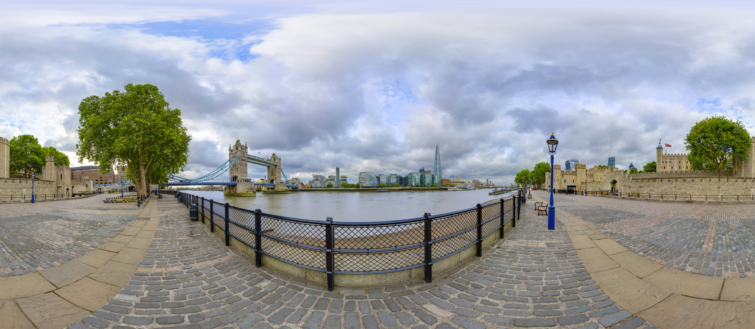 Tower of London. Janie Fitzgerald 360 VR photographer.