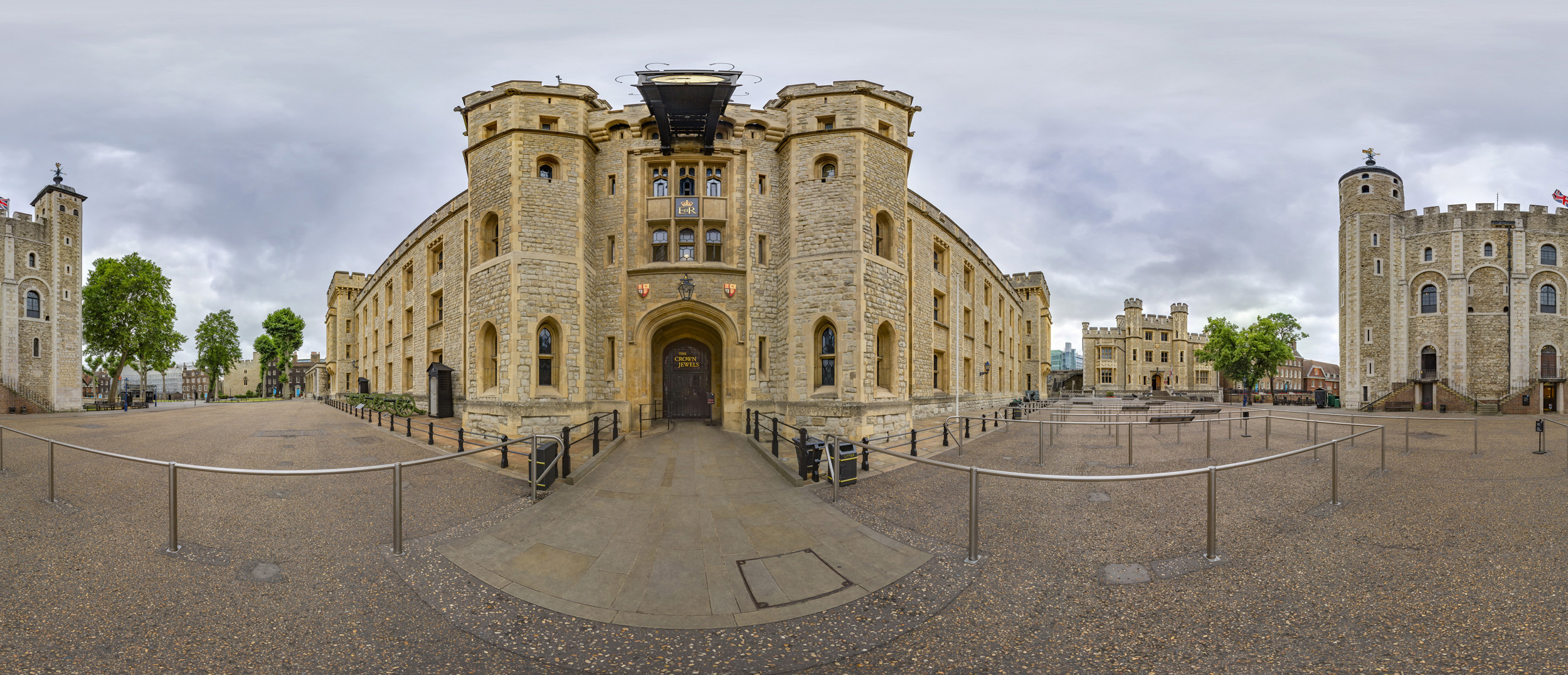 Unesco World Heritage Site, 360 Photography